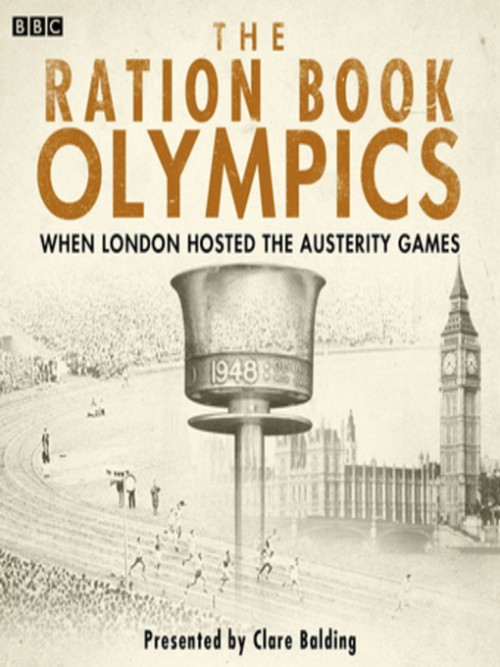 The Ration Book Olympics Cover