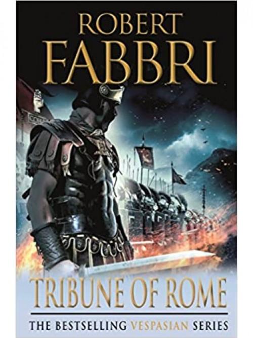 Vespasian: Tribune of Rome Cover