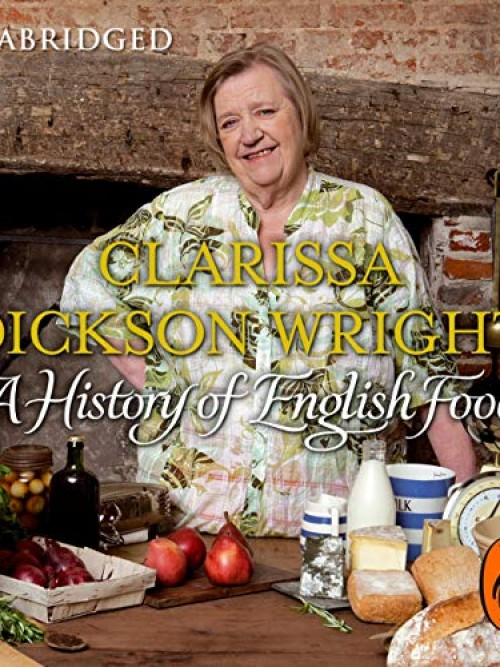 The History of English Food Cover