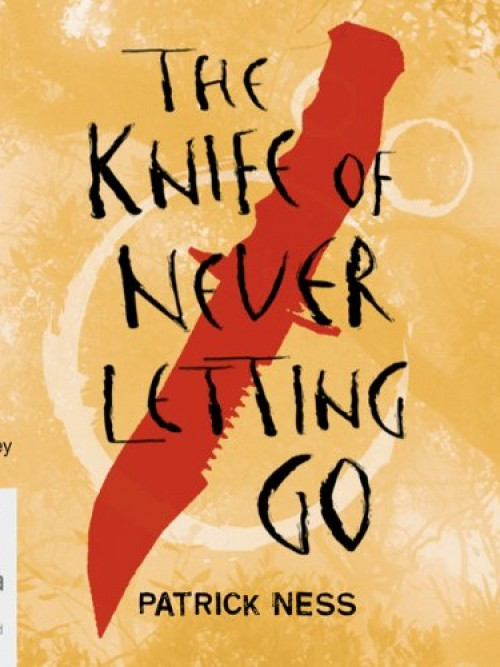Chaos Walking Series, Book 1: The Knife of Never Letting Go Cover