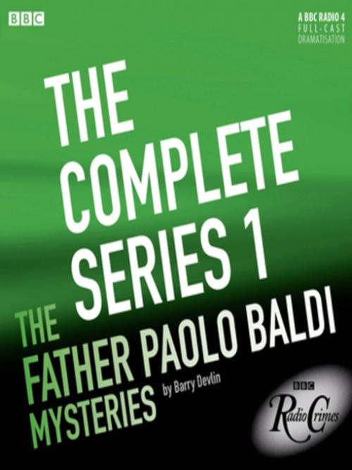 Baldi, Series 1 Cover