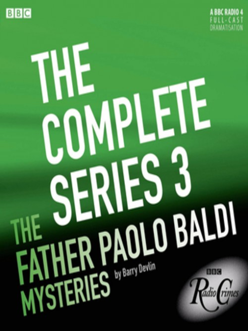 Baldi, Series 3 Cover