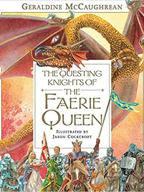 The Questing Knights of the Faerie Queen Cover