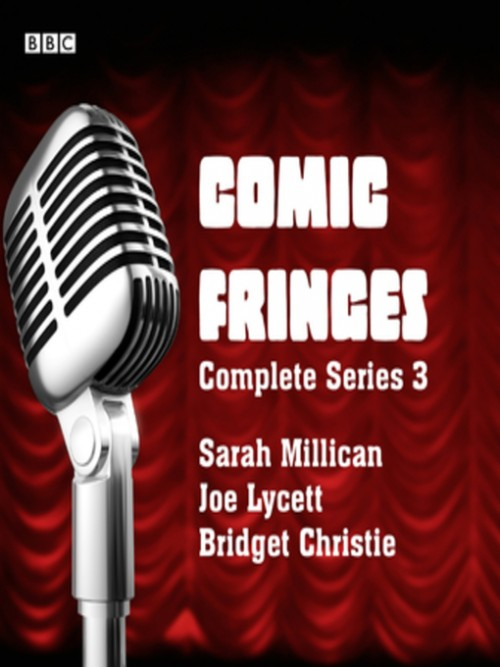 Comic Fringes Series 3 Cover