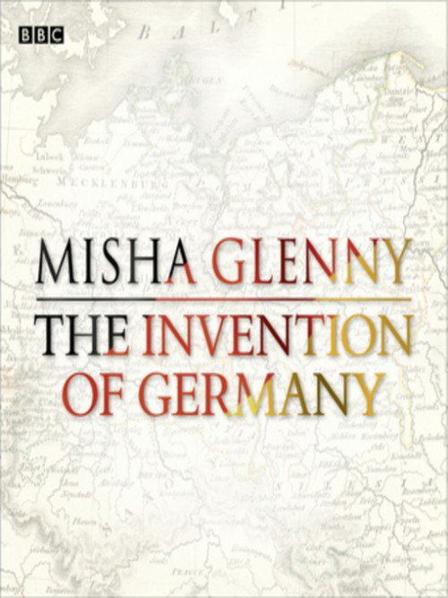 The Invention of Germany Cover