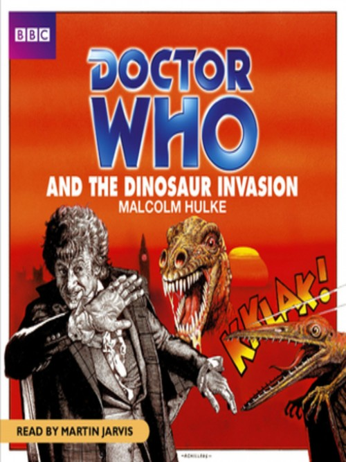 Doctor Who and the Dinosaur Invasion Cover