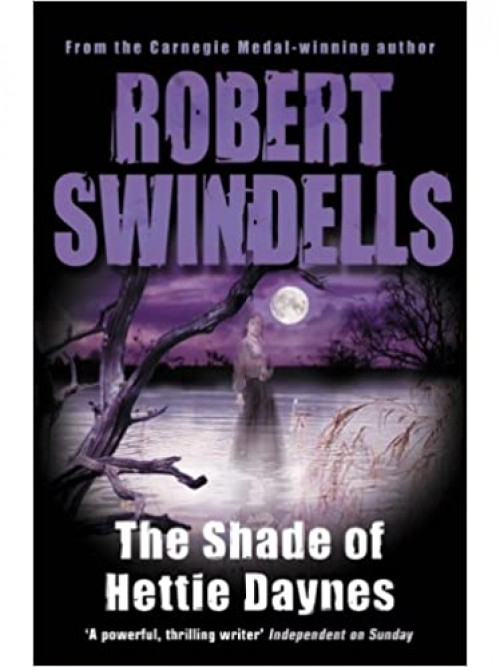 The Shade of Hettie Daynes Cover