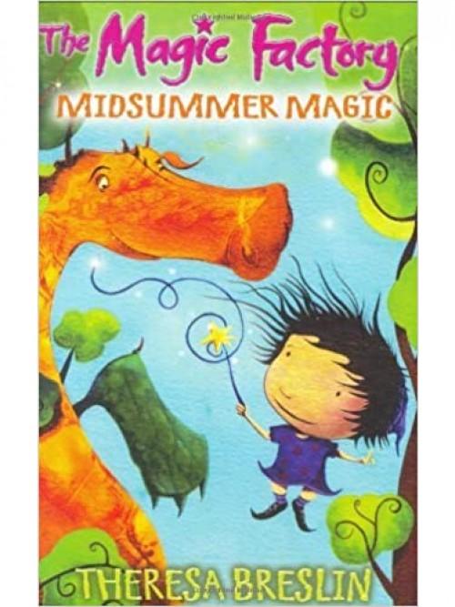 The Magic Factory: Midsummer Magic Cover