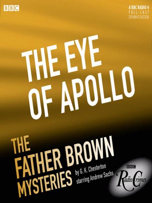 Father Brown Series 1 Episode 3: The Eye of Apollo Cover