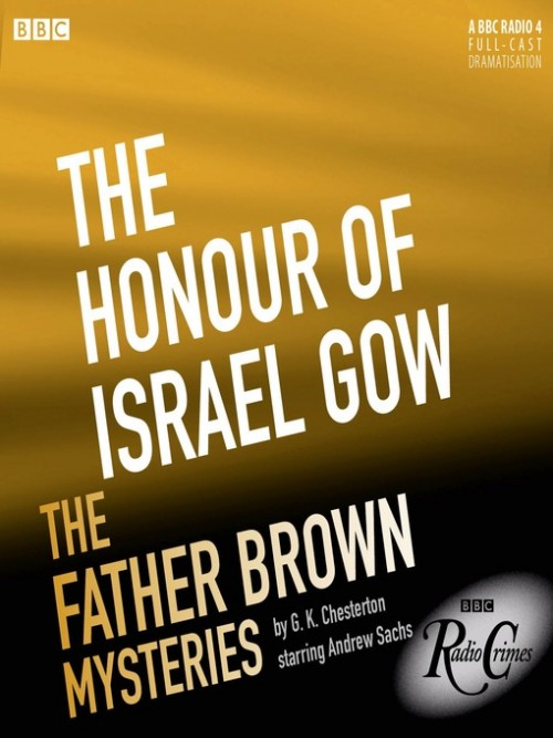 Father Brown Series 1 Episode 5: The Honour of Israel Gow Cover