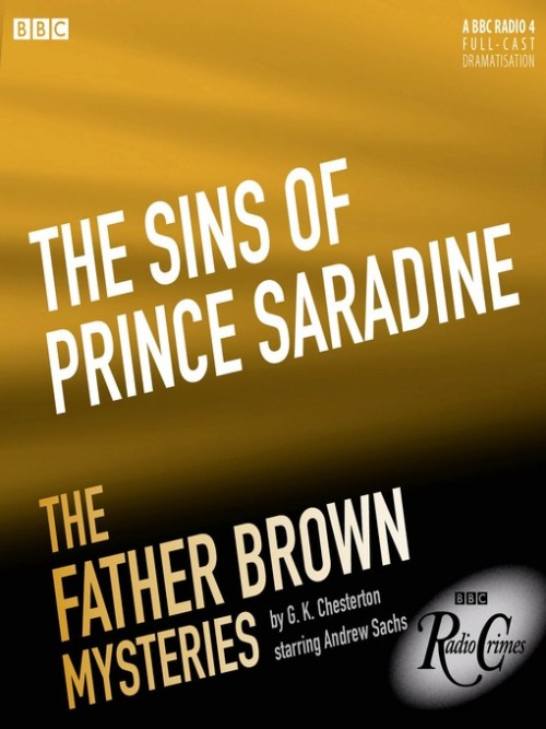 Father Brown Series 1 Episode 7: The Sins of Prince Saradine Cover