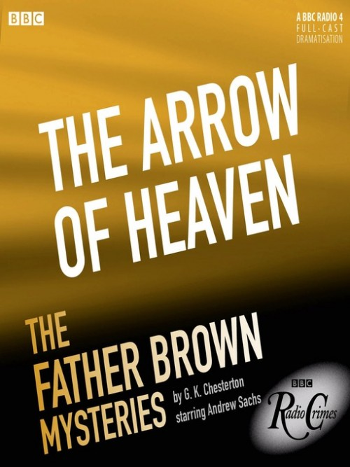 Father Brown Series 2 Episode 3: The Arrow of Heaven Cover