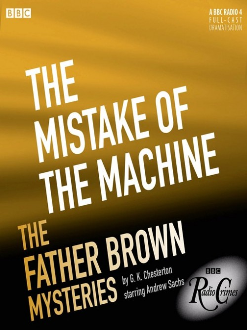 Father Brown Series 2 Episode 4 : The Mistake of the Machine Cover