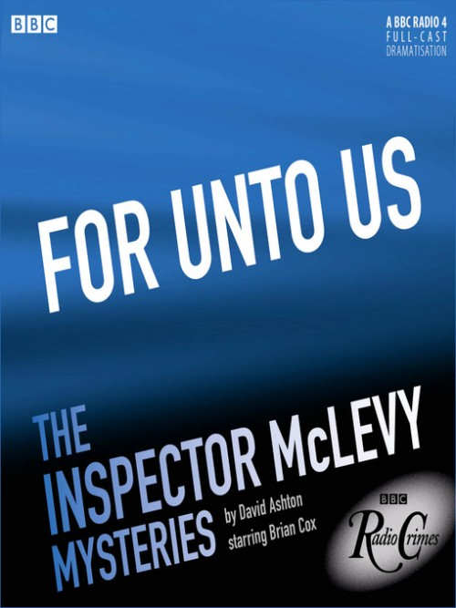 Mclevy Series 1: Episode 1 Cover