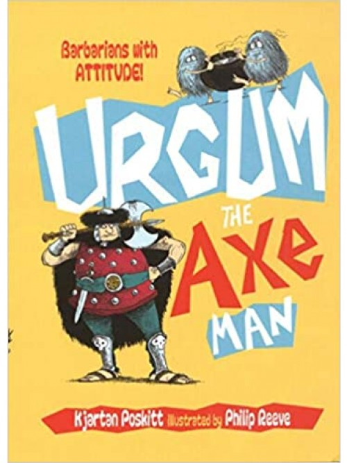 Urgum the Axe Man Cover