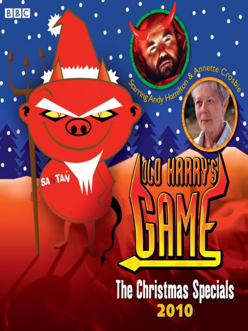 Old Harry's Game, Christmas Special 2010: Episode 2 Cover