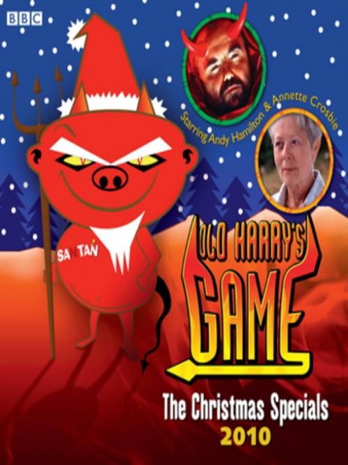 Old Harry's Game, the Christmas Specials 2010 Cover