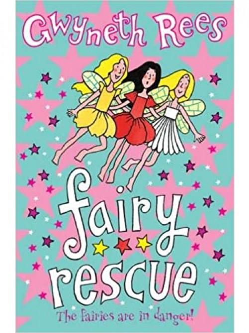 Fairy Dust Series Book 5: Fairy Rescue Cover