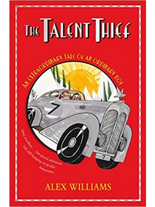 The Talent Thief Cover