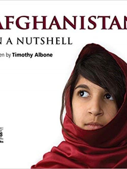 Afghanistan In A Nutshell Cover