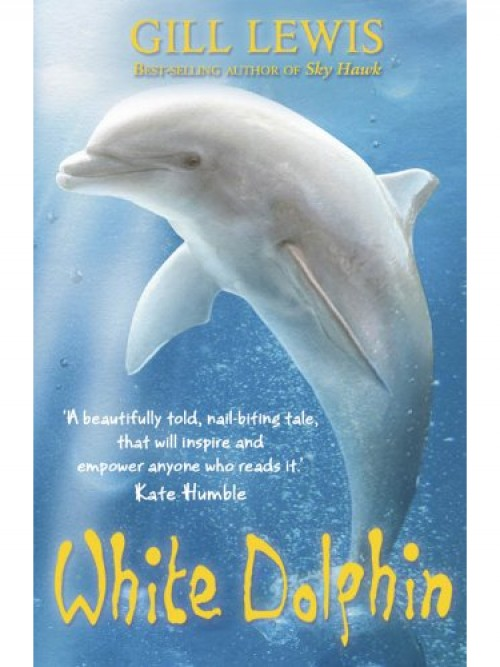 White Dolphin Cover