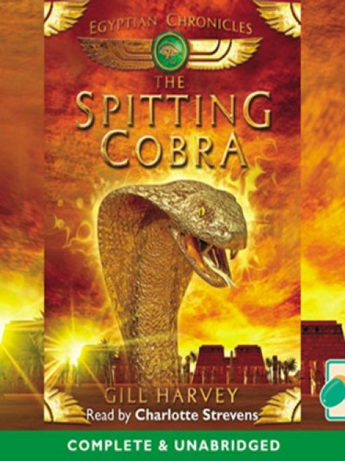 The Egyptian Chronicles: The Spitting Cobra Cover