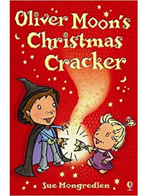 Oliver Moon's Christmas Cracker & the Spell-off Cover