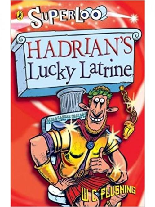 Superloo: Hadrian's Lucky Latrine Cover