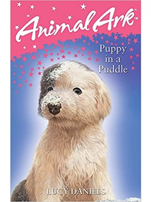 Animal Ark: Puppy In A Puddle Cover
