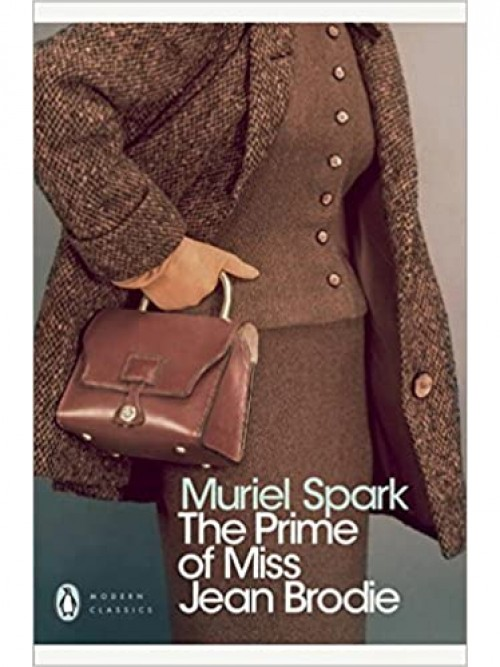 The Prime of Miss Jean Brodie Cover