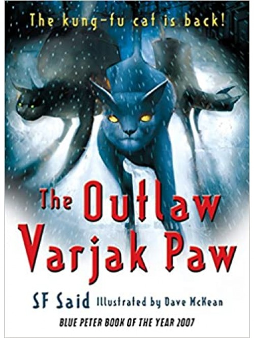 The Outlaw Varjak Paw Cover