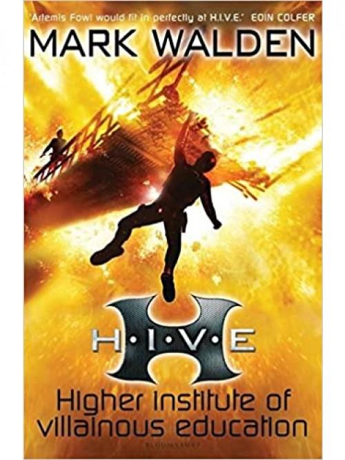 H.i.v.e. - the Higher Institute of Villainous Education Cover