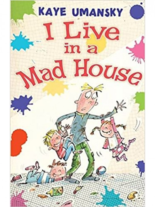 I Live In A Mad House Cover