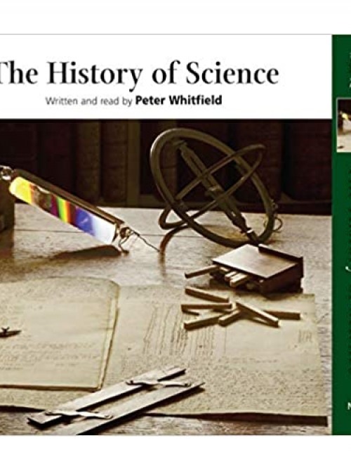 The History of Science Cover
