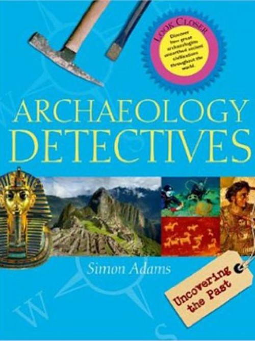 Archaeology Detectives Cover
