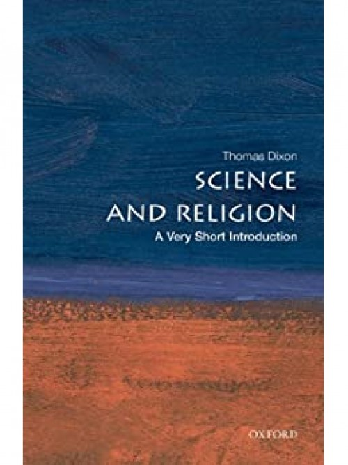 Science and Religion: A Very Short Introduction Cover