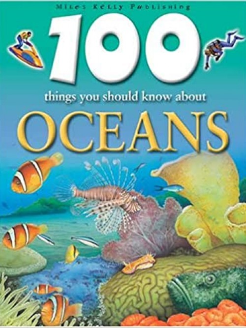 100 Things You Should Know About Oceans Cover