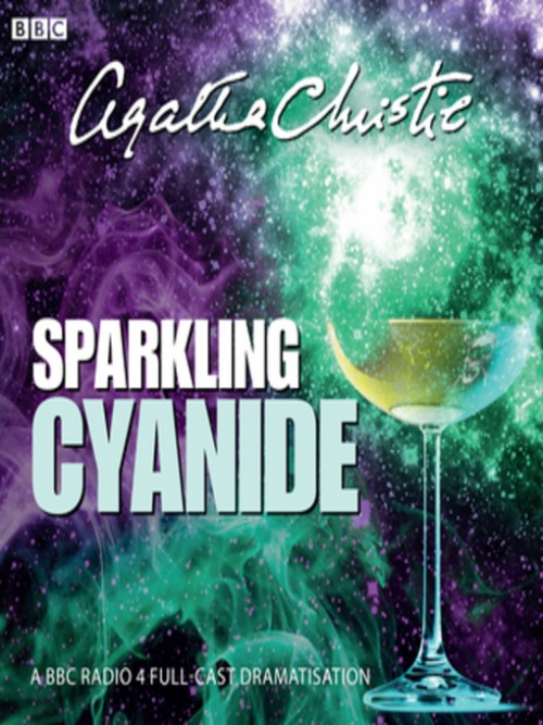 Sparkling Cyanide Cover