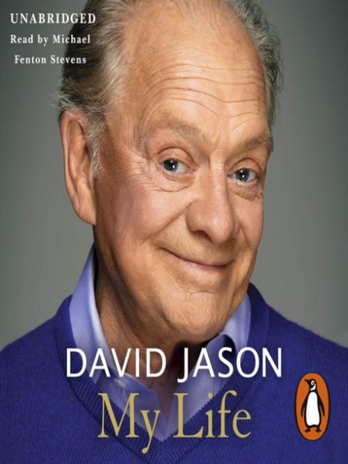 David Jason: My Life Cover