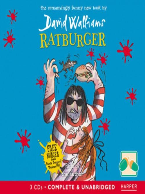 Ratburger Cover