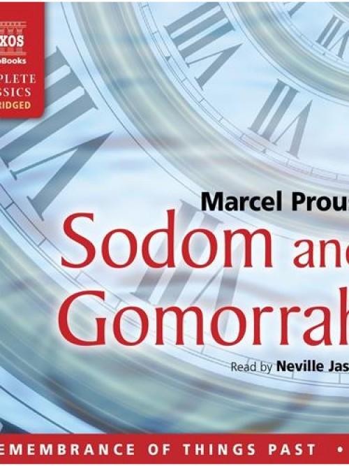 Sodom and Gomorrah Cover