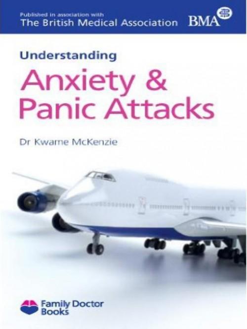 Understanding Anxiety & Panic Attacks Cover