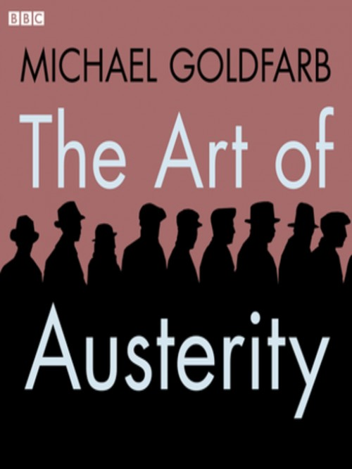 Europe: The Art of Austerity Cover