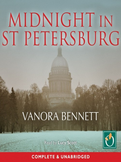 Midnight In St Petersburg Cover