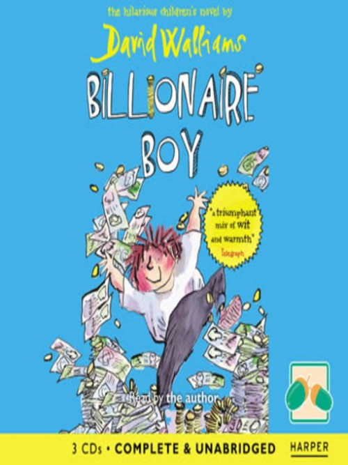 Billionaire Boy Cover