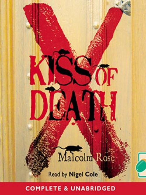 The Kiss of Death Cover
