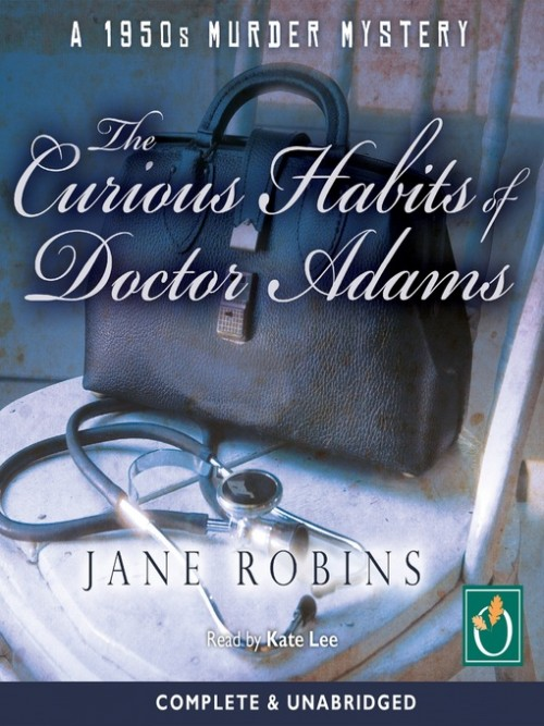 The Curious Habits of Doctor Adams Cover