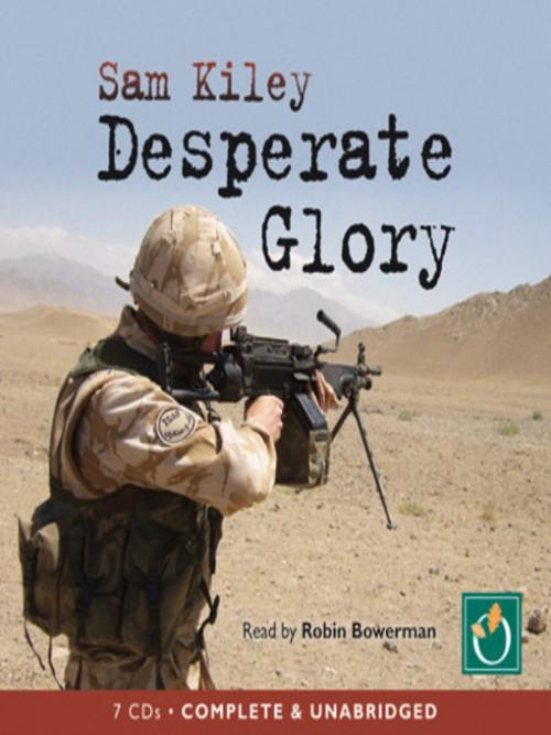 Desperate Glory Cover
