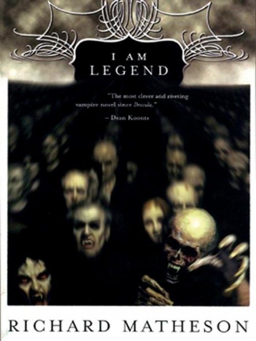 I Am Legend and Other Stories Cover