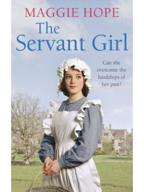 The Servant Girl Cover